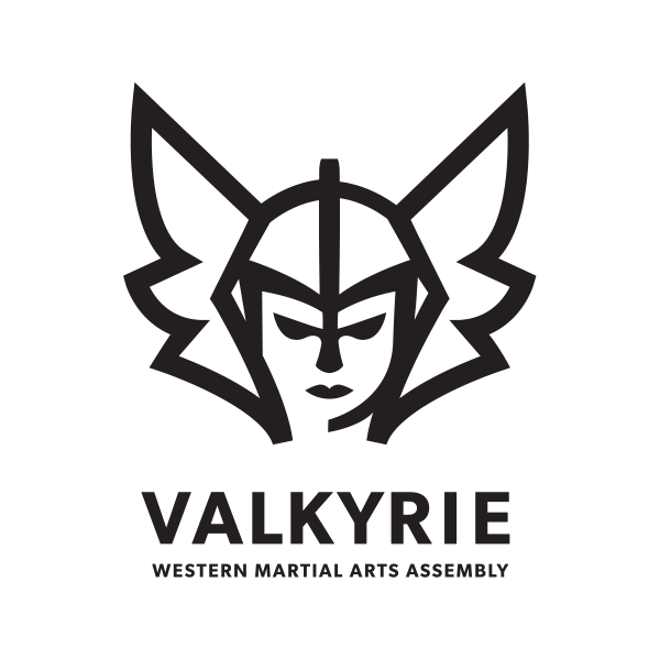Valkyrie Western Martial Arts Assembly Logo